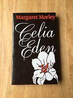 Celia Eden - Margaret Morley - First Edition 1987 - Hardback Book - 1st