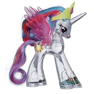 NEW My Little Pony Rainbow Shimmer Princess Celestia Pony Figure FREE SHIPPING