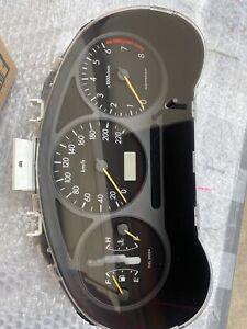 SUBARU IMPREZA WRX 2001 INSTRUMENT CLUSTER AUTO 177379 KM TESTED