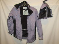 Obermeyer Weather X System Thermolite Sz 6 Women's Ski Jacket