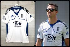 Adidas England Cricket Shirt 2012 India Tour, Sz Medium