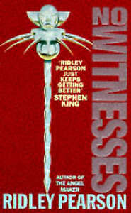 (Good)-No Witnesses (Paperback)-Pearson, Ridley-0671851888