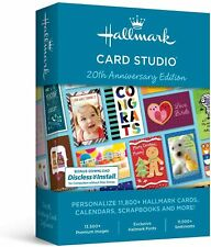 Last One: Hallmark Card Studio 2019, DVDs In Sealed Retail Box With User's Guide