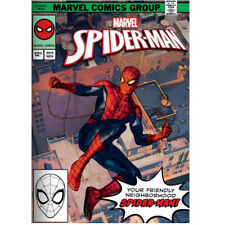 Avengers Marvel Vintage Cover Spider-Man Jigsaw Puzzle 500 Pieces Toys Hobbies