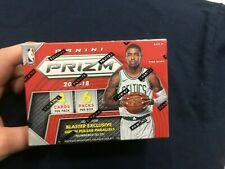 2017-18 Panini Prizm Basketball Sealed Blaster Box Exclusive Green Parallels /25