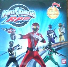RARE 2009 NEW Disney Ban Dai Power Rangers RPM PROMO PREVIEW DVD TOYS R US EVENT