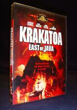 Krakatoa: East of Java (DVD 2005) Brand New Factory Sealed•USA•Out-of-Print•Rare
