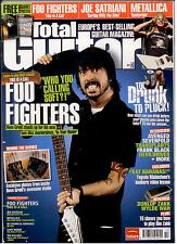 Total Guitar Magazine September 2005- Foo Fighters