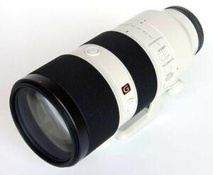 Sony gmaster f2.8 70-200mm GM lens