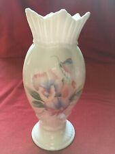 Aynsley Little Sweetheart Fine Bone China Vase 16.5cm Tall - Ex.Condition