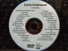 CARRIE UNDERWOOD THE COMPLETE MUSIC VIDEO DVD COLLECTION FIGHTER DIRTY LAUNDRY
