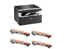 Brother DCP-1612W Stampante Multifunzione Laser Wi-F+ 4 Toner TN1050