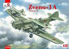 Amodel - 72290 - Zveno-1A: TB-1 & I-5 - 1:72   *** NEW ***