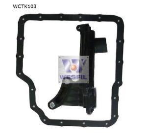 WESFIL Transmission Filter FOR Jaguar X TYPE 2002-ON JF506E WCTK103