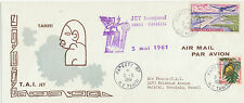 2415 FRENCH POLYNESIA 1961 FF PAPEETE Tahiti, FRENCH POLYNESIA - HONOLULU HAWAII