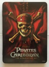 Pirates Of The Caribbean- At Worlds End (DVD) 2- Disc Special Edition + Tin Case