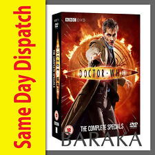 Doctor Who Complete Specials DVD Box Set R4