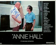 Woody Allen signed Original Annie Hall 11x14 Lobby Card 1977 - Exact Proof