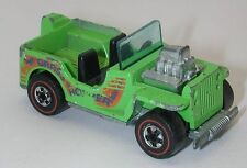 Redline Hotwheels Green 1974 Grass Hopper