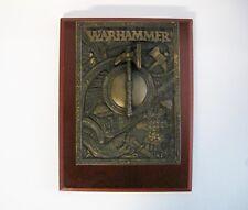Warhammer Fantasy Trophy Games Workshop Staff Exclusive Mega Rare