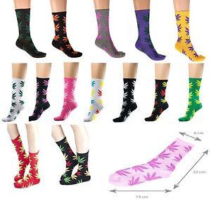 Socks Marijuana Weed 420 Leaf Ankle Ganja HIGHLIFE Canabis Cotton Casual Comfort