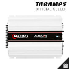 Taramps DS 800x4 2 Ohms Amplifier 800 Amp 4 Channel Compact Car - USA Shipping
