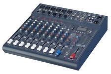 Studiomaster XS 10 10 input mixer USB/SD Card Media Player Recorder & Bluetooth