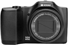 Kodak PIXPRO FZ102 16 MP Digital Camera With 10x Optical Zoom- Black