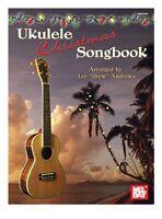 "Mel Bay 20886 Ukulele Christmas Songbook by Lee ""Drew"" Andrews & Ships FREE"