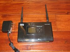 TRENDnet TEW-673GRU 300 Mbps DualBand GB Wireless Router