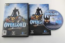 PC LOS OVERLORD II 2 COMPLETO PAL ESPAÑA