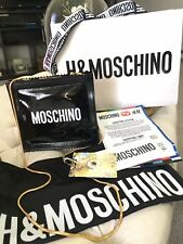 MOSCHINO H&MOSCHINO H&M BAG PURSE CLUTCH HANDBAG POUCH CROSSBODY