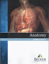 Becker USMLE Step 1 Physiology Review ** Brand New ** Free SHIPPING **