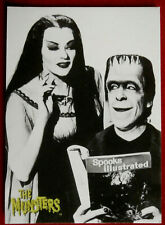 THE MUNSTERS - Card #57 - SPOOKS ILLUSTRATED - DART 1997