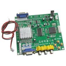 Arcade Game RGB/CGA/EGA/YUV to VGA HD Video Converter Board HD9800/GBS8200