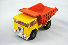 GAMA Old 927 FAUN Construction Dumper Tipper Truck w/ Rear Tip Made in Germany