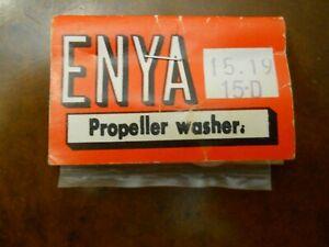 ENYA #15212 PROPELLER WASHER FOR 15, 19, 15-D VINTAGE MODEL ENGINE(NEW IN PACK)