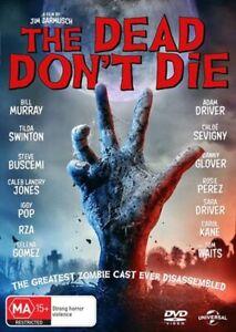 Dead Don't Die, The DVD