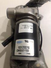 Tennant 1017076 Solution Pump 12 V 3500 Rpm SS