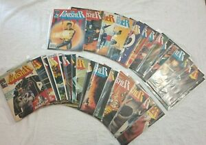 The Punisher Comic Book Collection #1-30 Complete Run (Marvel, 1989)