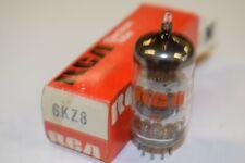 6KZ8 RCA VINTAGE TUBE -  NOS IN BOX