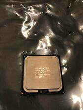 INTEL PENTIUM CORE 2 DUO E8500 3.16GHZ CPU BARELY USED
