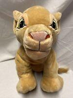 "Disney Lion King Young Nala Plush 21"" Just Play Stuffed Animal Toy Lovey Floppy"