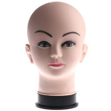 MagiDealMagiDeal Mannequin Head Manikin Modle Wig Cap Earrings Display Stand