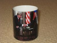President Donald Trump and Russian President Vladimir Putin Awesome MUG