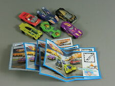 Cars: Hot Wheels 2012 - Complete Package + all Bpz