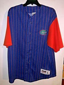 Florida Gators Baseball Jersey , UF , University of Florida , size Large