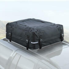 Rooftop Cargo Bag for Cars SUVs Luggage Road Trips Travel Easy Install 42x42x16