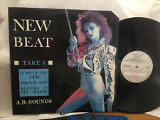 VARIOUS NEW BEAT TAKE 5 LP VINYL RECORD 12""