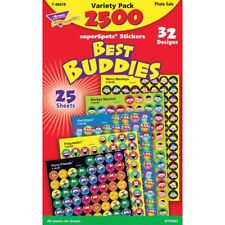 Best Buddies Collection superSpots® Stickers Variety Pack Trend Enterprises Inc.